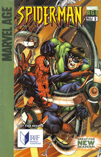 Cover Thumbnail for Marvel Age Spider-Man No. 2 (Summer Reading Program Edition) (Marvel, 2004 series)
