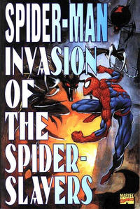Cover Thumbnail for Spider-Man: Invasion of the Spider-Slayers (Marvel, 1995 series)