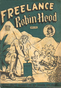 Cover Thumbnail for Freelance Comics (Anglo-American Publishing Company Limited, 1941 series) #v3#1