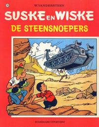 Cover Thumbnail for Suske en Wiske (Standaard Uitgeverij, 1967 series) #130 - De steensnoepers