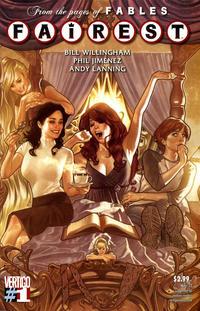 Cover Thumbnail for Fairest (DC, 2012 series) #1