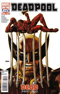 Cover Thumbnail for Deadpool (Marvel, 2008 series) #51