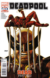 Cover for Deadpool (Marvel, 2008 series) #51