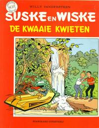Cover Thumbnail for Suske en Wiske (Standaard Uitgeverij, 1967 series) #209 - De kwaaie kwieten