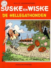 Cover Thumbnail for Suske en Wiske (Standaard Uitgeverij, 1967 series) #208 - De hellegathonden