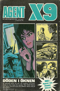 Cover Thumbnail for Agent X9 (Semic, 1971 series) #2/1974