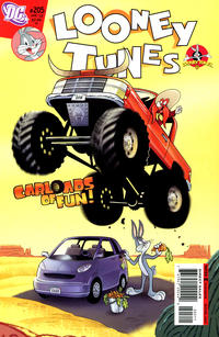 Cover Thumbnail for Looney Tunes (DC, 1994 series) #205 [Direct Sales]