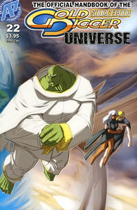 Cover Thumbnail for Gold Digger Sourcebook (Antarctic Press, 2006 series) #22