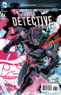 Cover Thumbnail for Detective Comics (DC, 2011 series) #7 [Direct Sales]