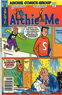 Cover Thumbnail for Archie and Me (Archie, 1964 series) #132
