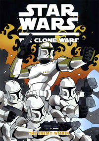 Cover Thumbnail for Star Wars: The Clone Wars - The Enemy Within (Dark Horse, 2012 series)