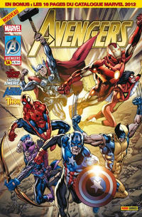 Cover Thumbnail for Avengers (Panini France, 2012 series) #1