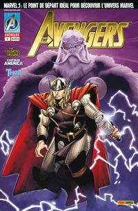 Cover Thumbnail for Avengers (Panini France, 2012 series) #2