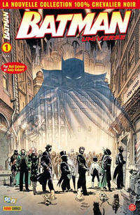 Cover Thumbnail for Batman Universe (Panini France, 2010 series) #1