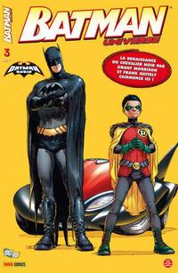 Cover Thumbnail for Batman Universe (Panini France, 2010 series) #3