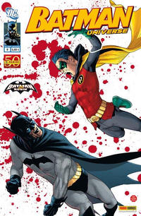 Cover Thumbnail for Batman Universe (Panini France, 2010 series) #8
