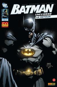 Cover Thumbnail for Batman Universe (Panini France, 2010 series) #10