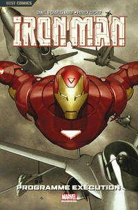Cover Thumbnail for Best Comics : Iron Man (Panini France, 2011 series) #1