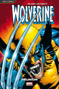 Cover Thumbnail for Best Comics : Wolverine (Panini France, 2011 series) #1