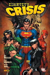 Cover Thumbnail for DC Deluxe: Identity Crisis (Panini France, 2010 series)
