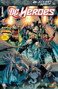 Cover Thumbnail for DC Heroes (Panini France, 2010 series) #2