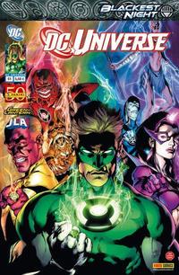 Cover Thumbnail for DC Universe (Panini France, 2005 series) #61