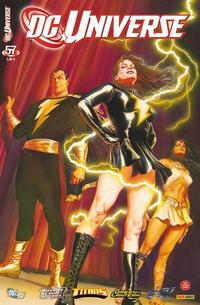 Cover Thumbnail for DC Universe (Panini France, 2005 series) #57