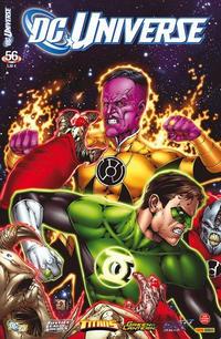 Cover Thumbnail for DC Universe (Panini France, 2005 series) #56