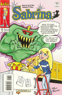 Cover Thumbnail for Sabrina (Archie, 2000 series) #17