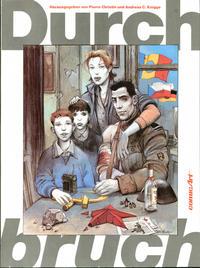 Cover Thumbnail for Durchbruch (Carlsen Comics [DE], 1990 series)