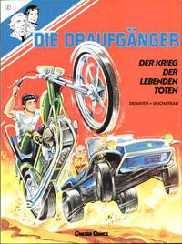 Cover Thumbnail for Die Draufgänger (Carlsen Comics [DE], 1990 series) #2 - Der Krieg der Lebenden Toten