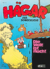 Cover for Hägar (Egmont Ehapa, 1975 series) #5