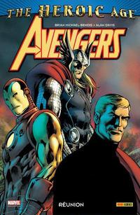 Cover Thumbnail for 100% Marvel : Avengers - Réunion (Panini France, 2011 series)
