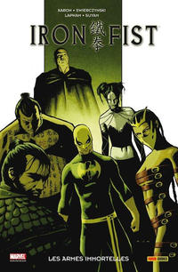 Cover Thumbnail for 100% Marvel : Iron Fist (Panini France, 2008 series) #6