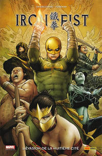Cover Thumbnail for 100% Marvel : Iron Fist (Panini France, 2008 series) #5