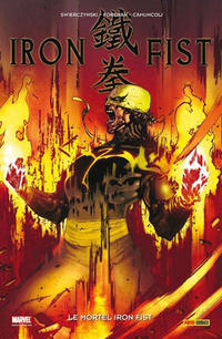 Cover Thumbnail for 100% Marvel : Iron Fist (Panini France, 2008 series) #4