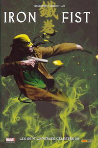 Cover Thumbnail for 100% Marvel : Iron Fist (Panini France, 2008 series) #3