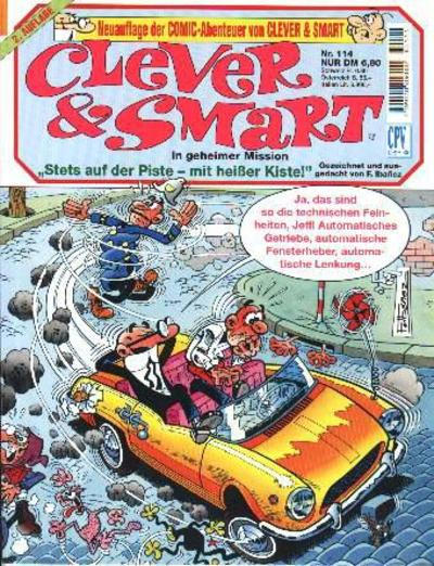 Cover for Clever & Smart (Condor, 1979 series) #114