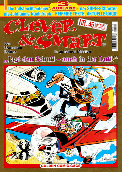 Cover for Clever & Smart (Condor, 1986 series) #45