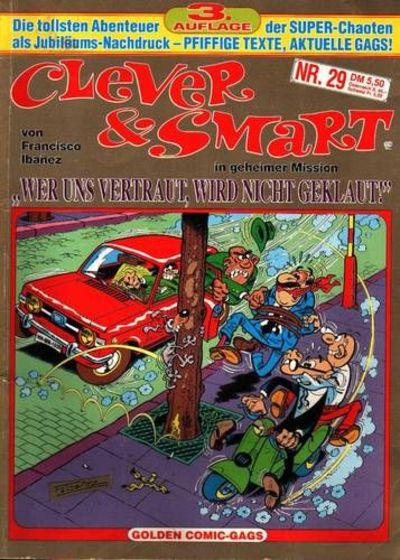 Cover for Clever & Smart (Condor, 1986 series) #29