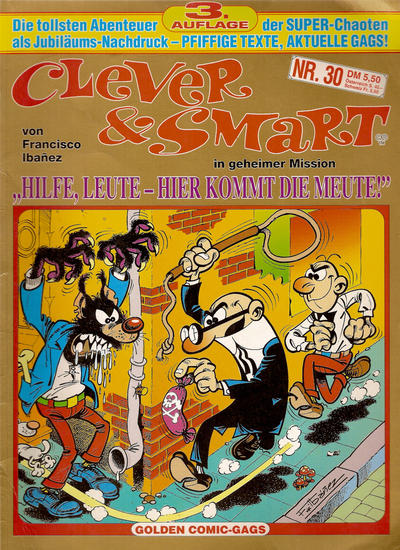 Cover for Clever & Smart (Condor, 1986 series) #30