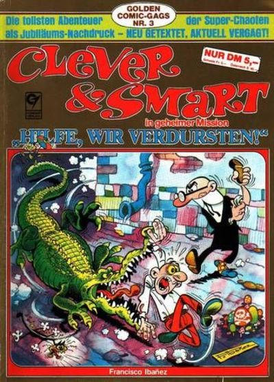 Cover for Clever & Smart (Condor, 1986 series) #3