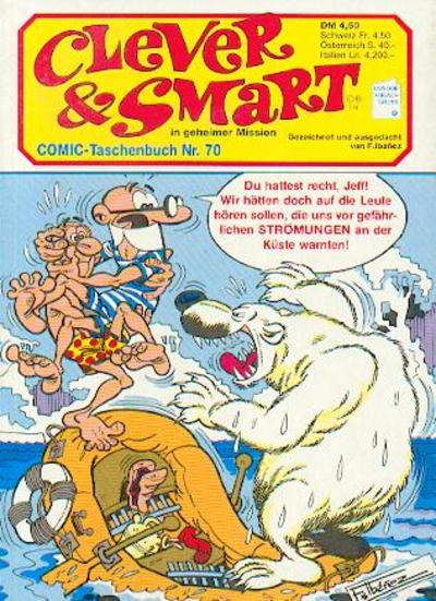 Cover for Clever & Smart (Condor, 1982 series) #70