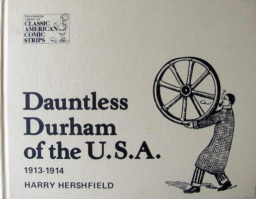 Cover for Dauntless Durham of the U.S.A. (Hyperion Press, 1977 series) #[nn]