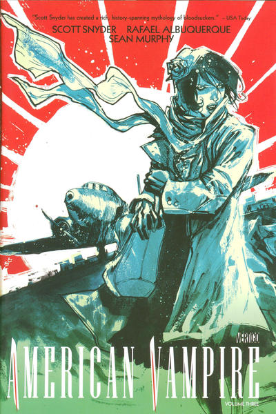 Cover for American Vampire (DC, 2010 series) #3