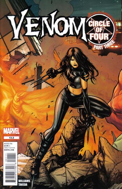 Cover for Venom (Marvel, 2011 series) #13.2