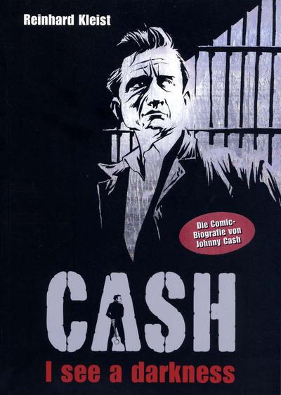 Cover for Cash I See a Darkness (Carlsen Comics [DE], 2006 series)