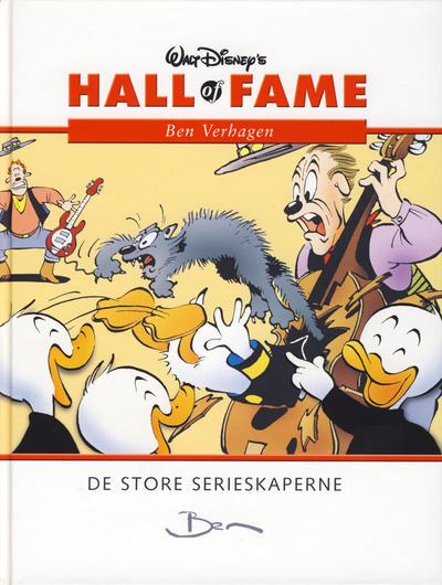 Cover for Hall of Fame (Hjemmet / Egmont, 2004 series) #41 - Ben Verhagen