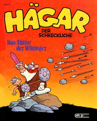 Cover for Hägar (Egmont Ehapa, 1975 series) #6