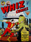 Cover for Whiz Comics (L. Miller & Son, 1950 series) #84